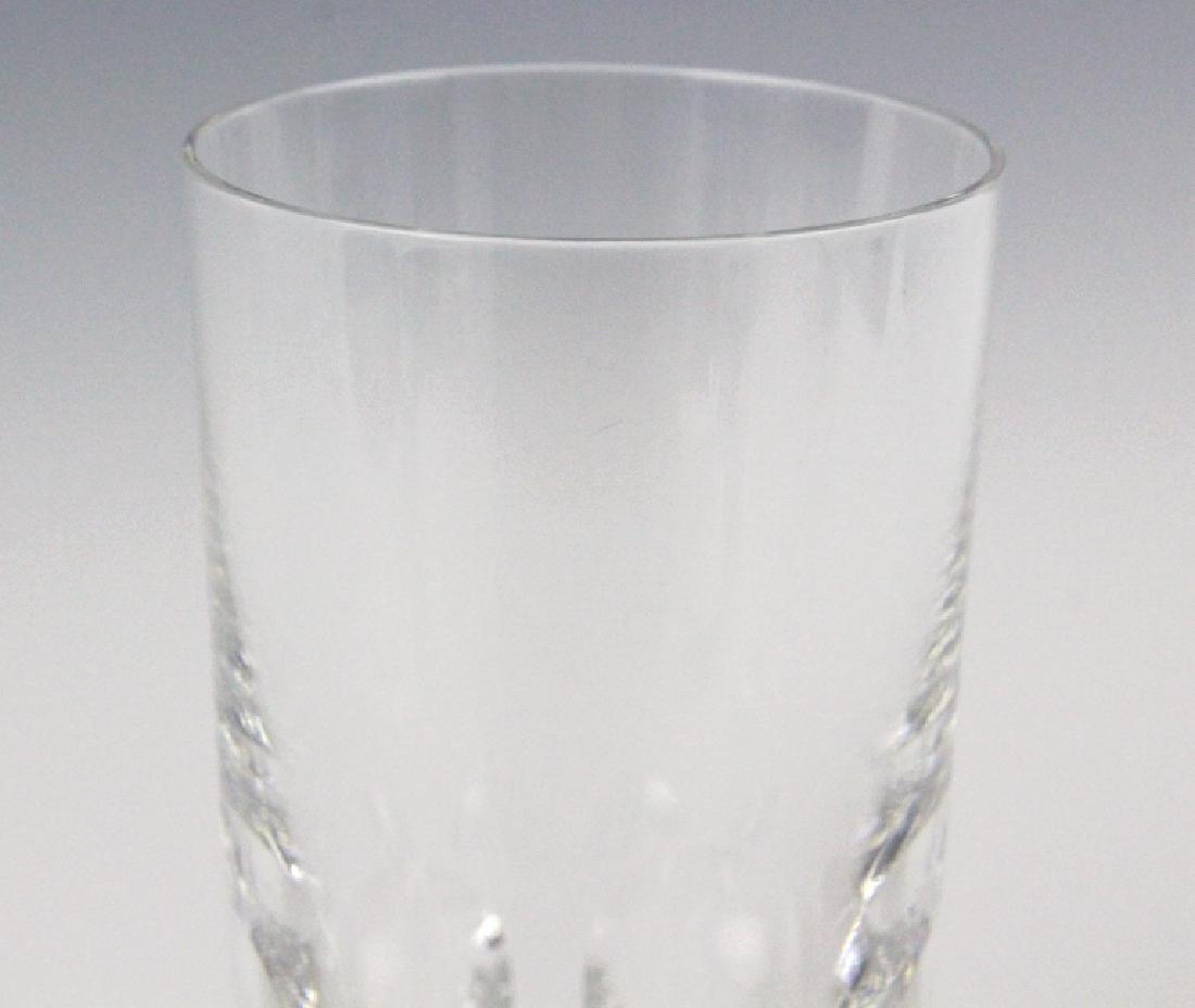 5 BACCARAT Art Crystal Pluton Highball Glasses SET - 4