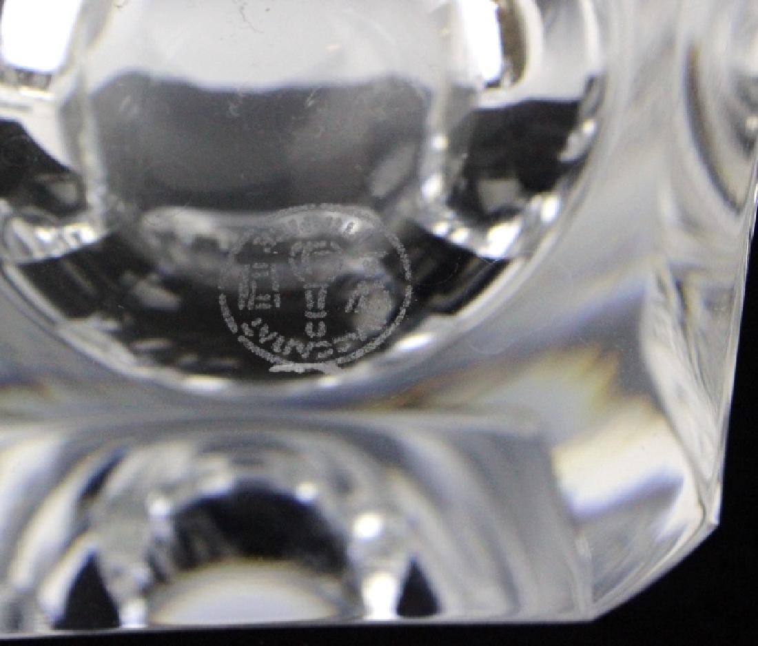 5 BACCARAT Art Crystal Pluton Highball Glasses SET - 6