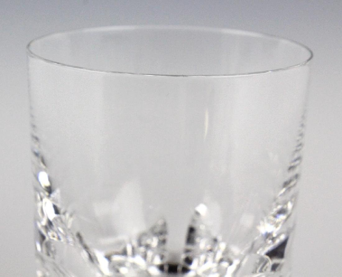 8 BACCARAT Crystal Pluton Old Fashoned Glasses SET - 4