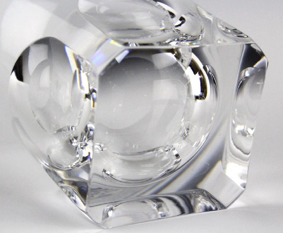 8 BACCARAT Crystal Pluton Old Fashoned Glasses SET - 5