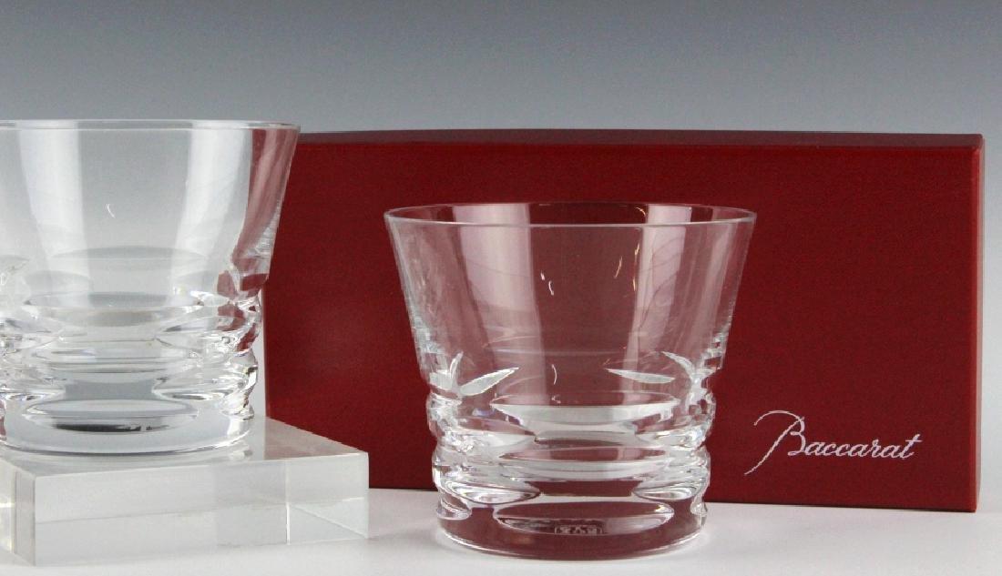 8 BACCARAT French Crystal Lola Tumbler Glasses SET - 3