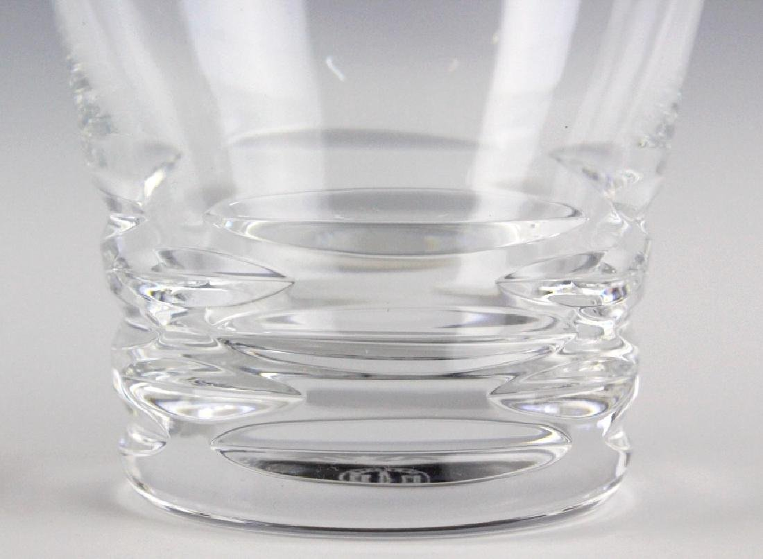 8 BACCARAT French Crystal Lola Tumbler Glasses SET - 5