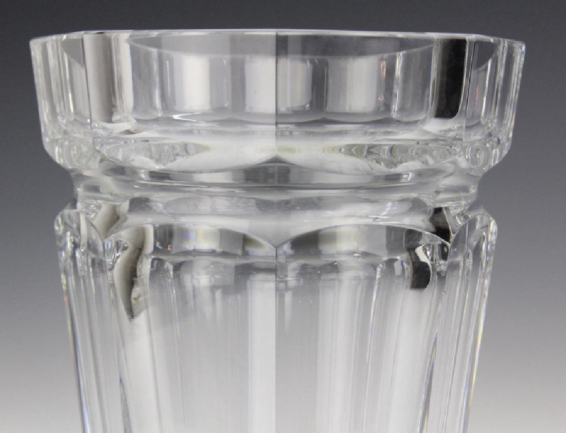 BACCARAT Art Crystal Harcourt Champagne Ice Bucket - 2