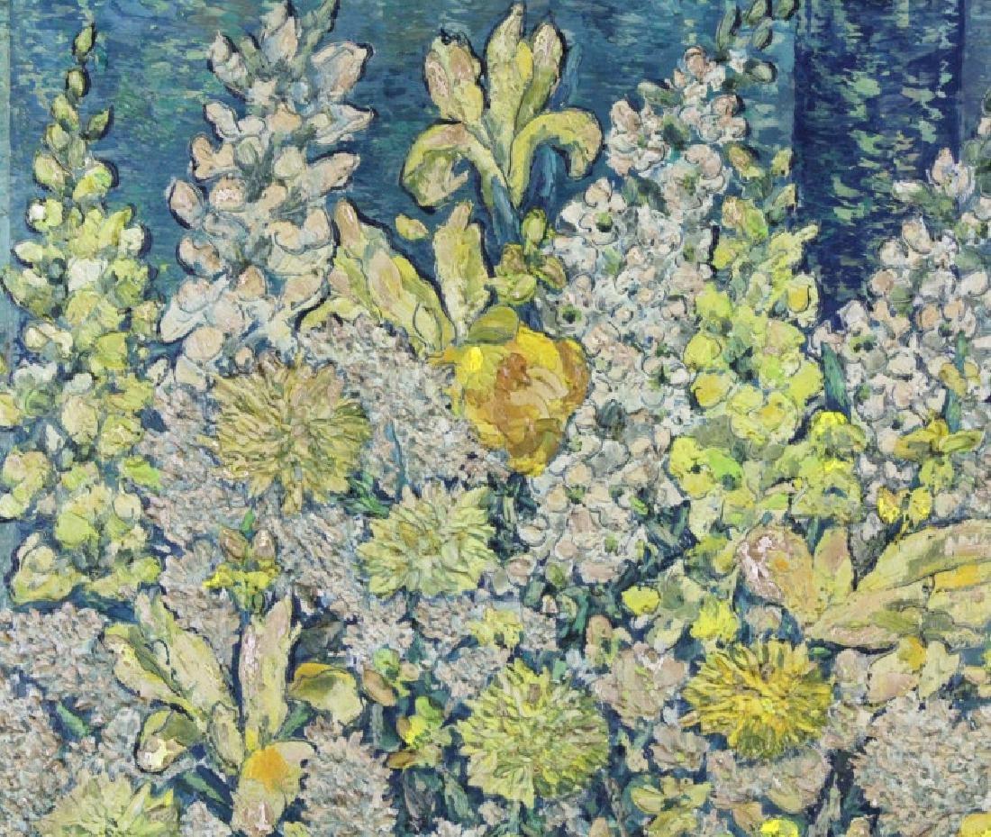 STRASSNER Impressionist Floral Still Life Painting - 5