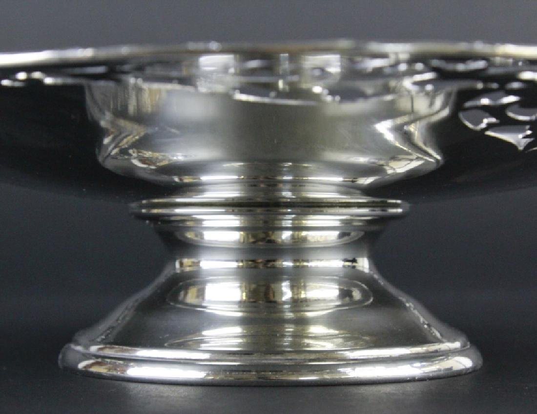 Chester Billings Sterling Silver Footed Platter - 2
