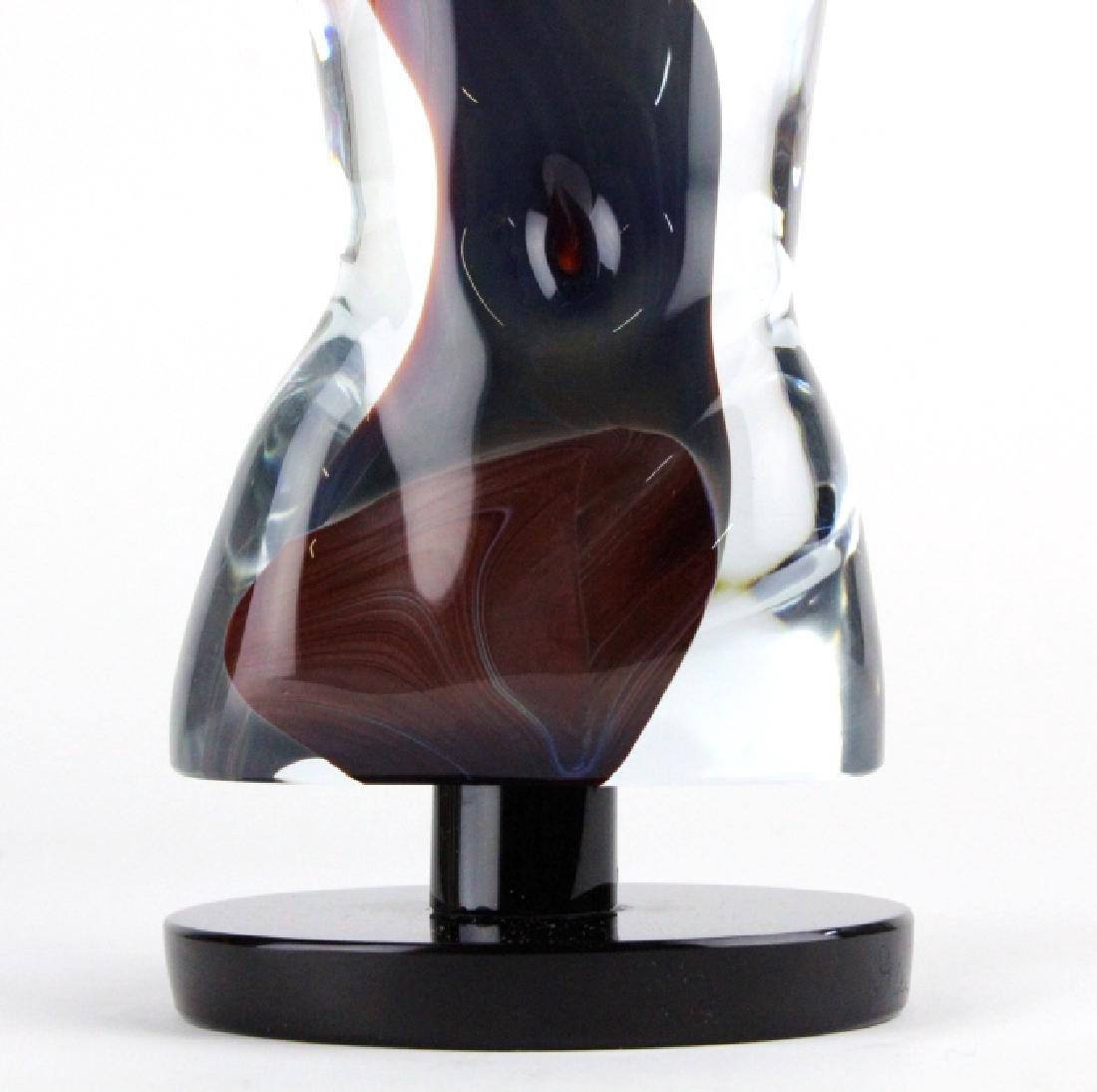 Dino Rosin Murano Glass Aphrodite Sculpture - 4