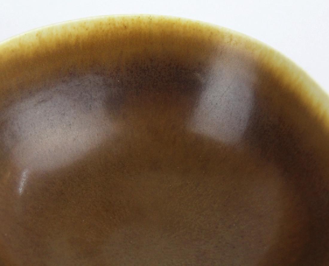 Berndt Friberg Gustavsberg Studio Art Pottery Bowl - 3