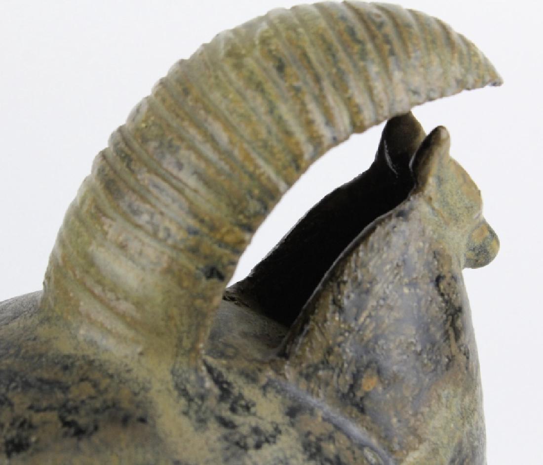 Soholm Denmark Mid Century MCM Art Pottery Pitcher - 6