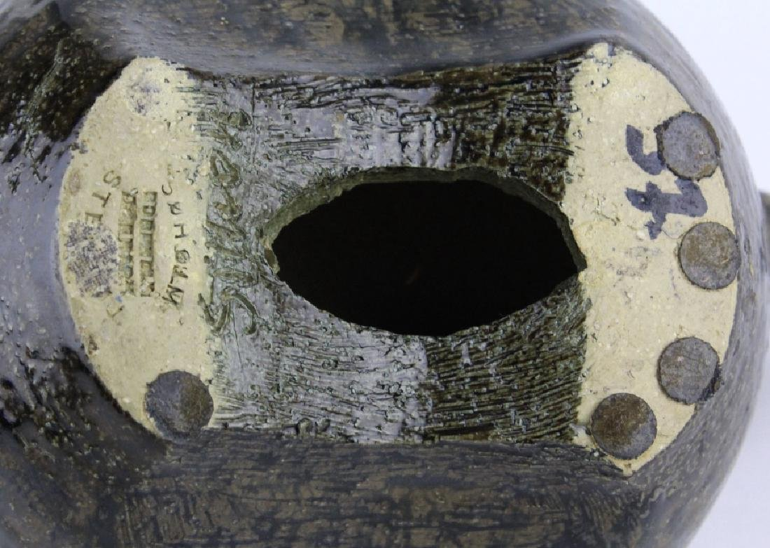 Soholm Denmark Mid Century MCM Art Pottery Pitcher - 8