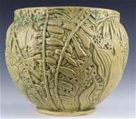 Weller Art Pottery MARVO Large Jardiniere 10 12