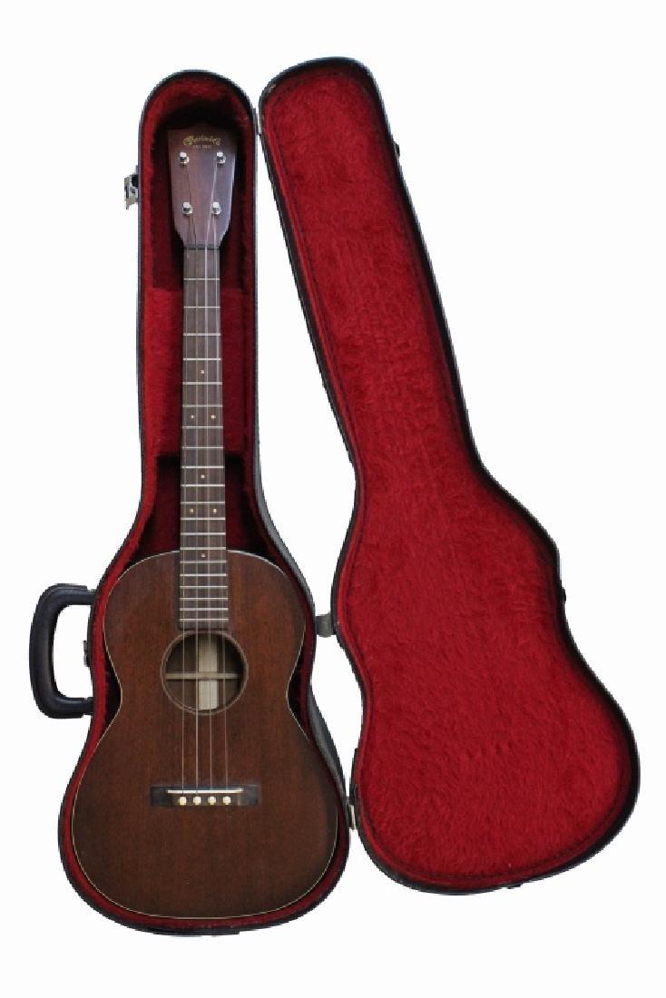 C.F. Martin Mahogany Acoustic Style 216 Guitar - 2