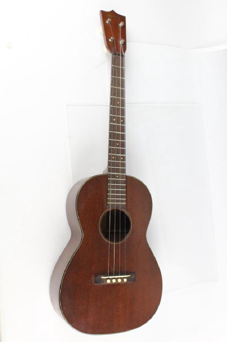 C.F. Martin Mahogany Acoustic Style 216 Guitar - 4