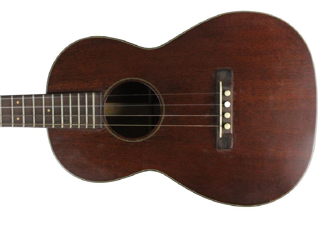 C.F. Martin Mahogany Acoustic Style 216 Guitar - 5