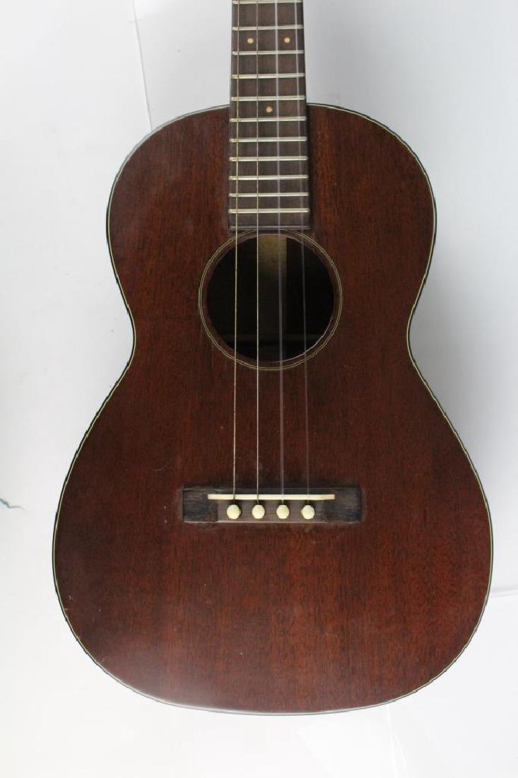 C.F. Martin Mahogany Acoustic Style 216 Guitar - 8