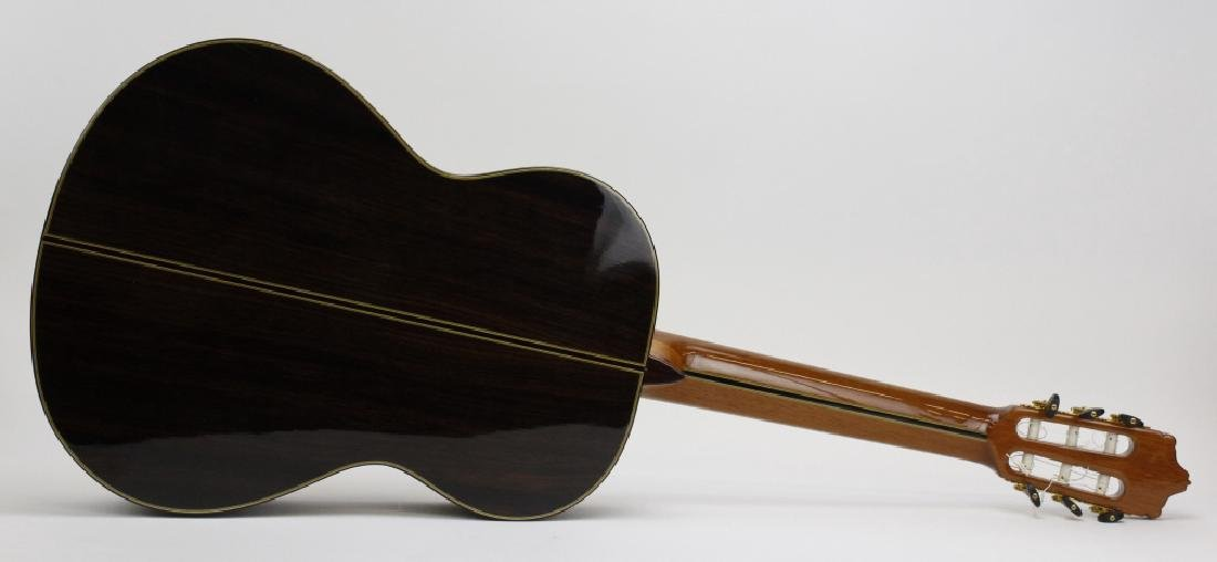 ALHAMBRA 11P Classical Acoustic Six String Guitar - 5