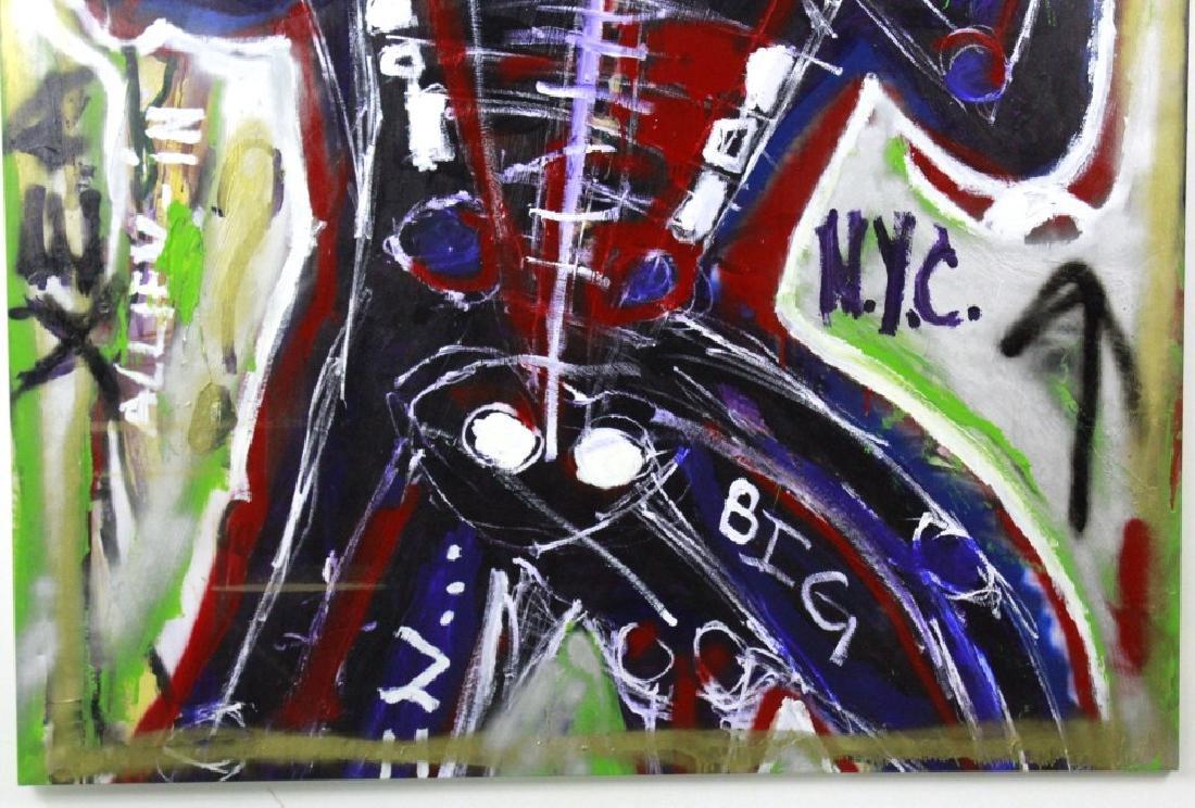 Ernest Rosenberg 1975 Graffiti Street Art Painting - 5