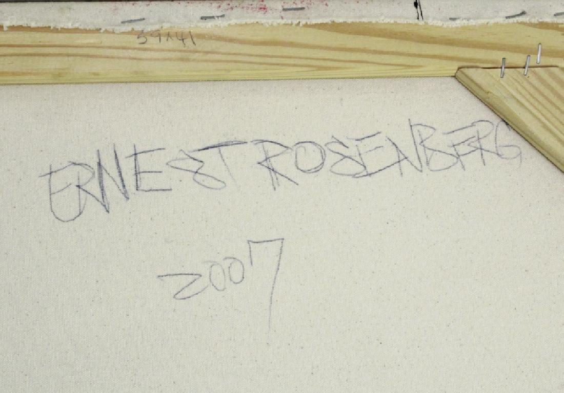 Ernest Rosenberg Graffiti Street Art Oil Painting - 8