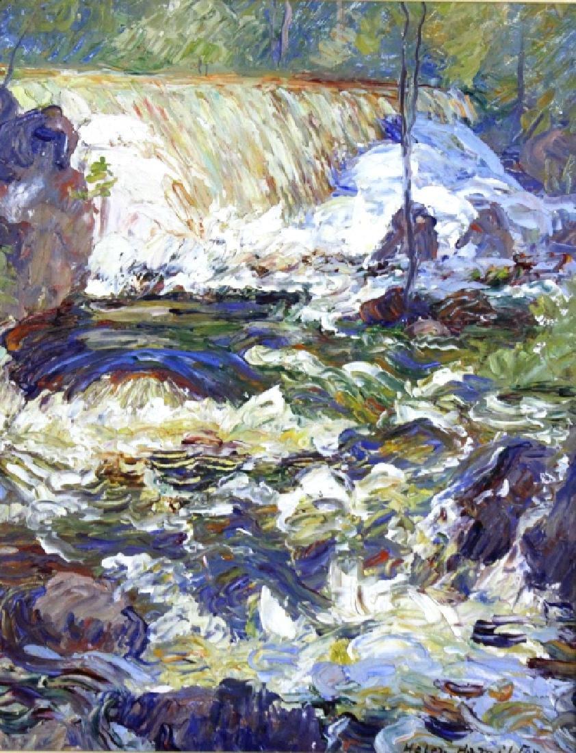 Helen Hamilton Impressionist Landscape Painting - 2