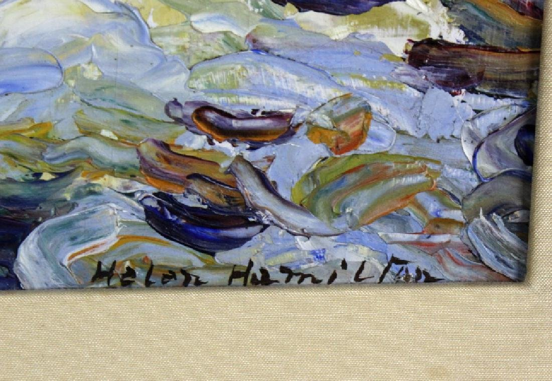 Helen Hamilton Impressionist Landscape Painting - 3