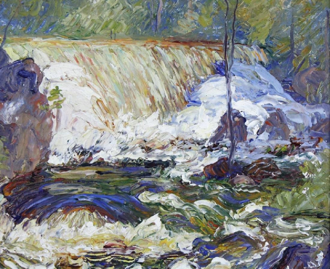 Helen Hamilton Impressionist Landscape Painting - 4