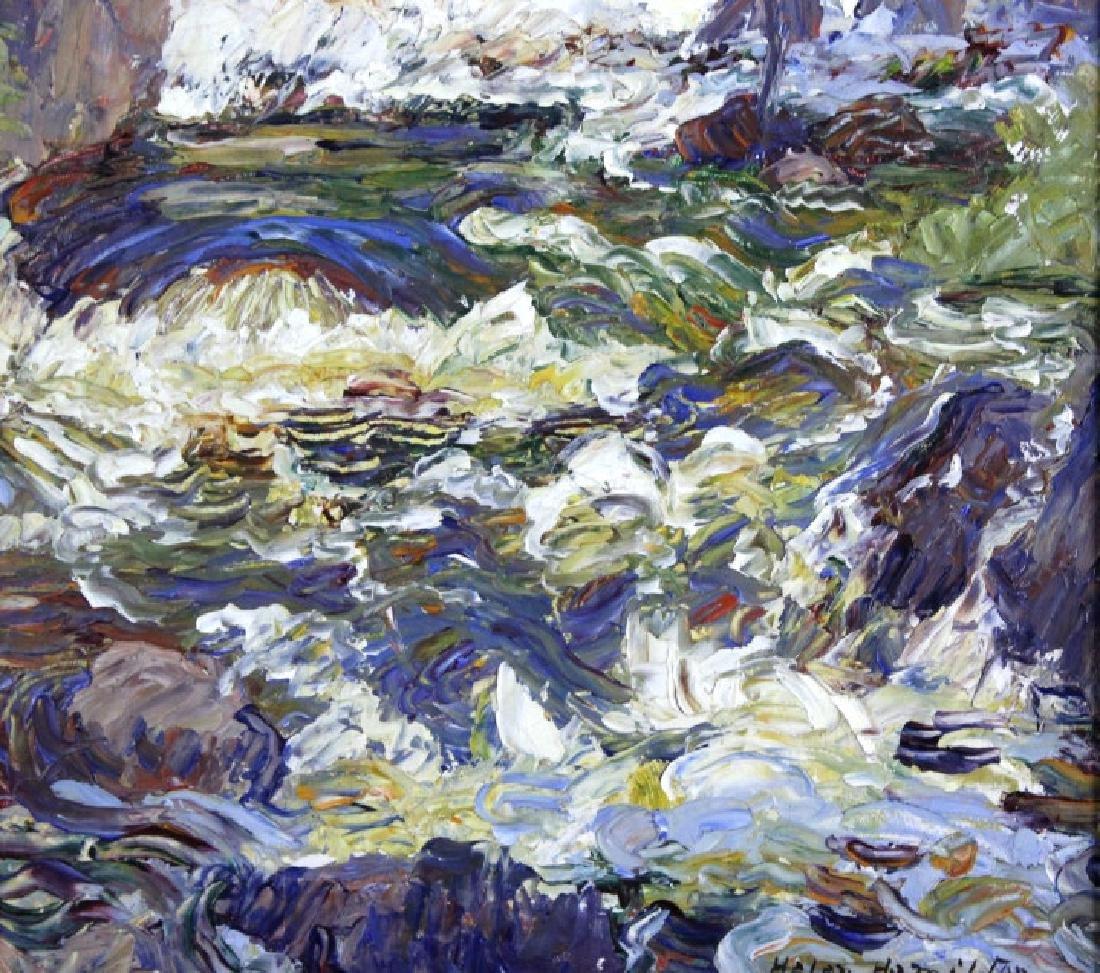 Helen Hamilton Impressionist Landscape Painting - 5