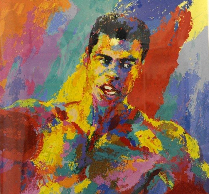 Muhammed Ali LeRoy Neiman L/E Athlete of Century - 3