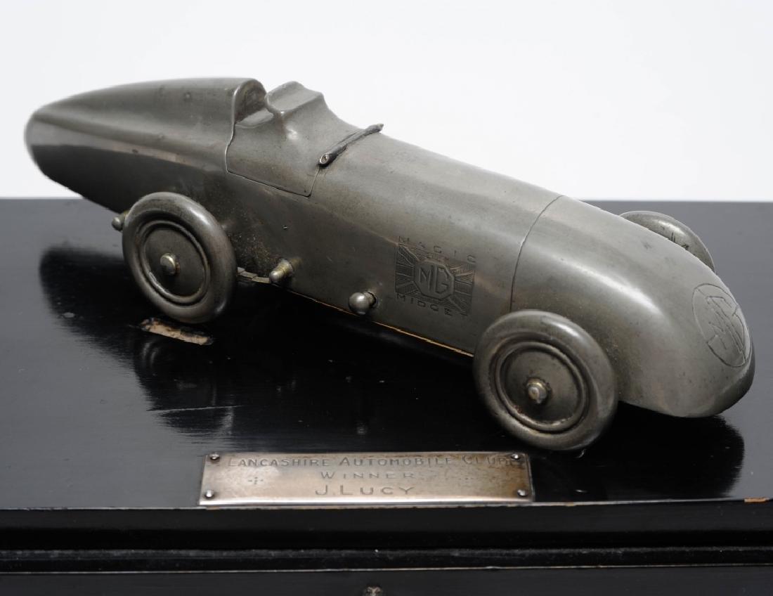 Blackpool Motor Rally c 1936 Car Race Trophy RARE - 2