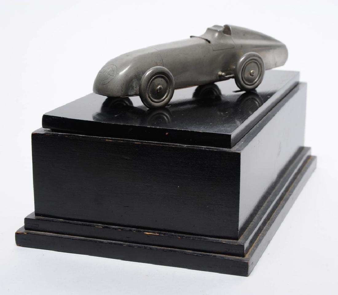 Blackpool Motor Rally c 1936 Car Race Trophy RARE - 5