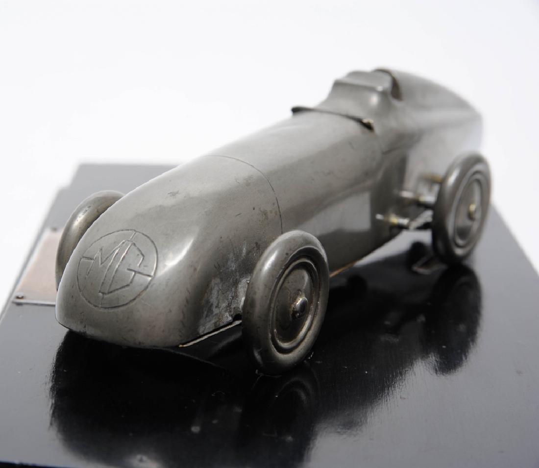 Blackpool Motor Rally c 1936 Car Race Trophy RARE - 6
