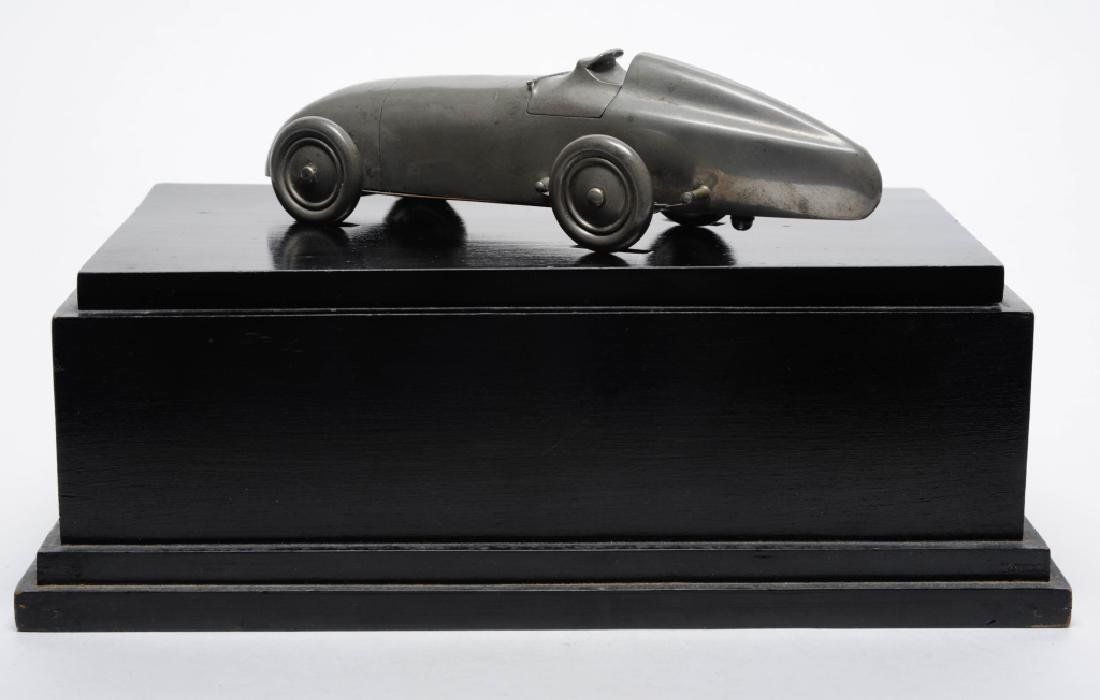 Blackpool Motor Rally c 1936 Car Race Trophy RARE - 7
