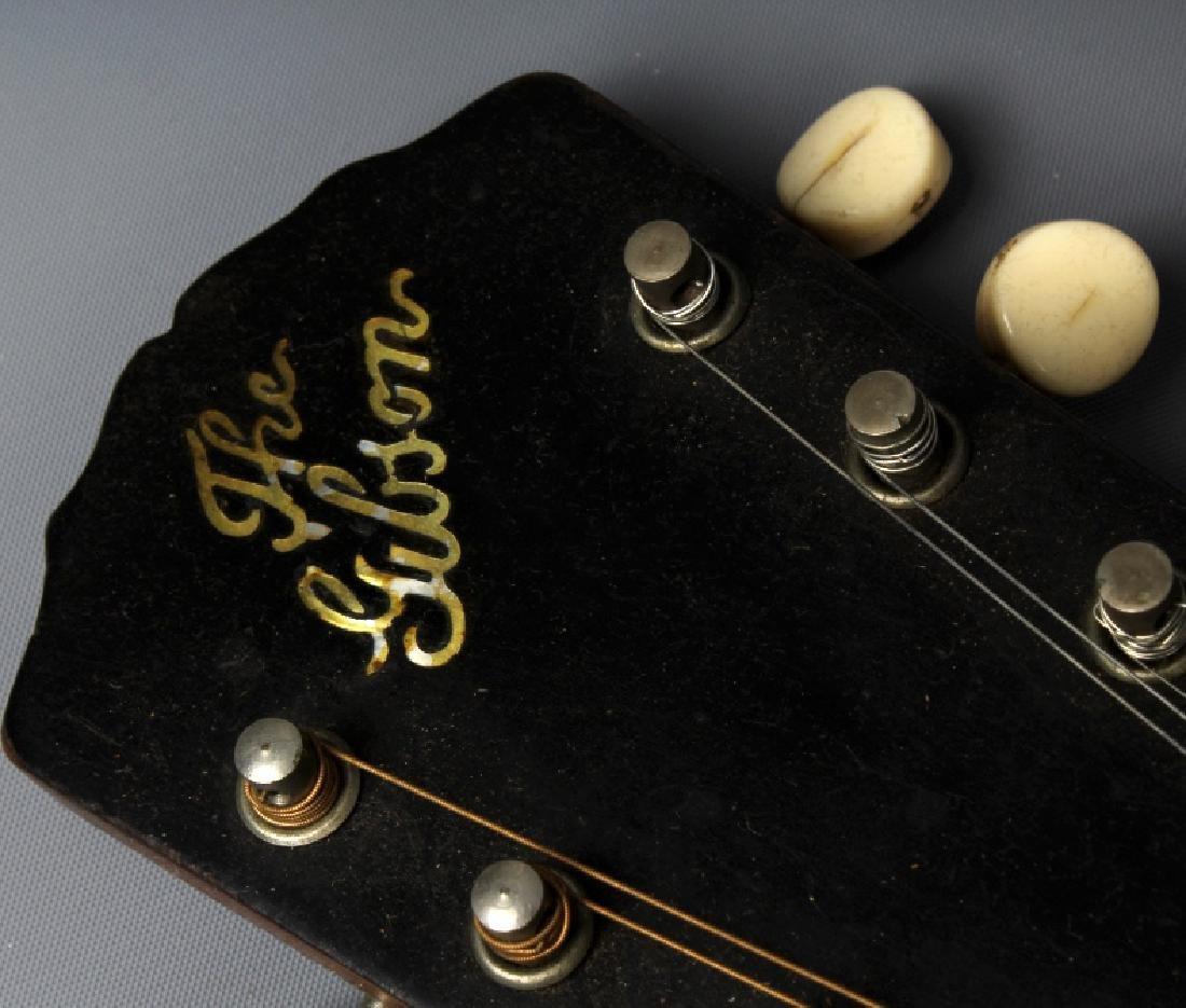EARLY Gibson A-1 Wood Mandolin w/ Case, Circa 1911 - 4