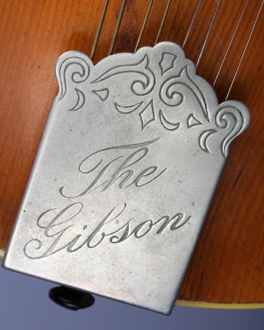 EARLY Gibson A-1 Wood Mandolin w/ Case, Circa 1911 - 5