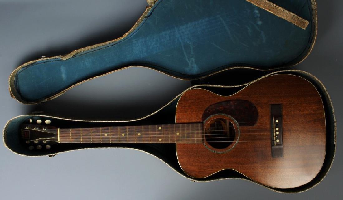1950's Gretsch Burl Ives Acoustic Guitar SN#15915 - 10