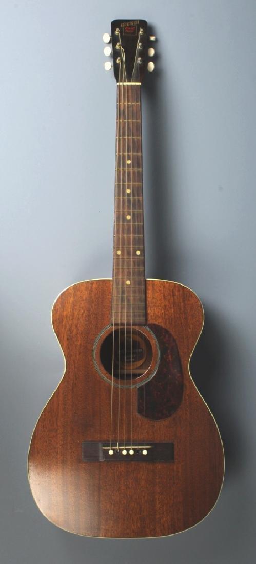 Gretsch Acoustic Guitars >> 1950 S Gretsch Burl Ives Acoustic Guitar Sn 15915