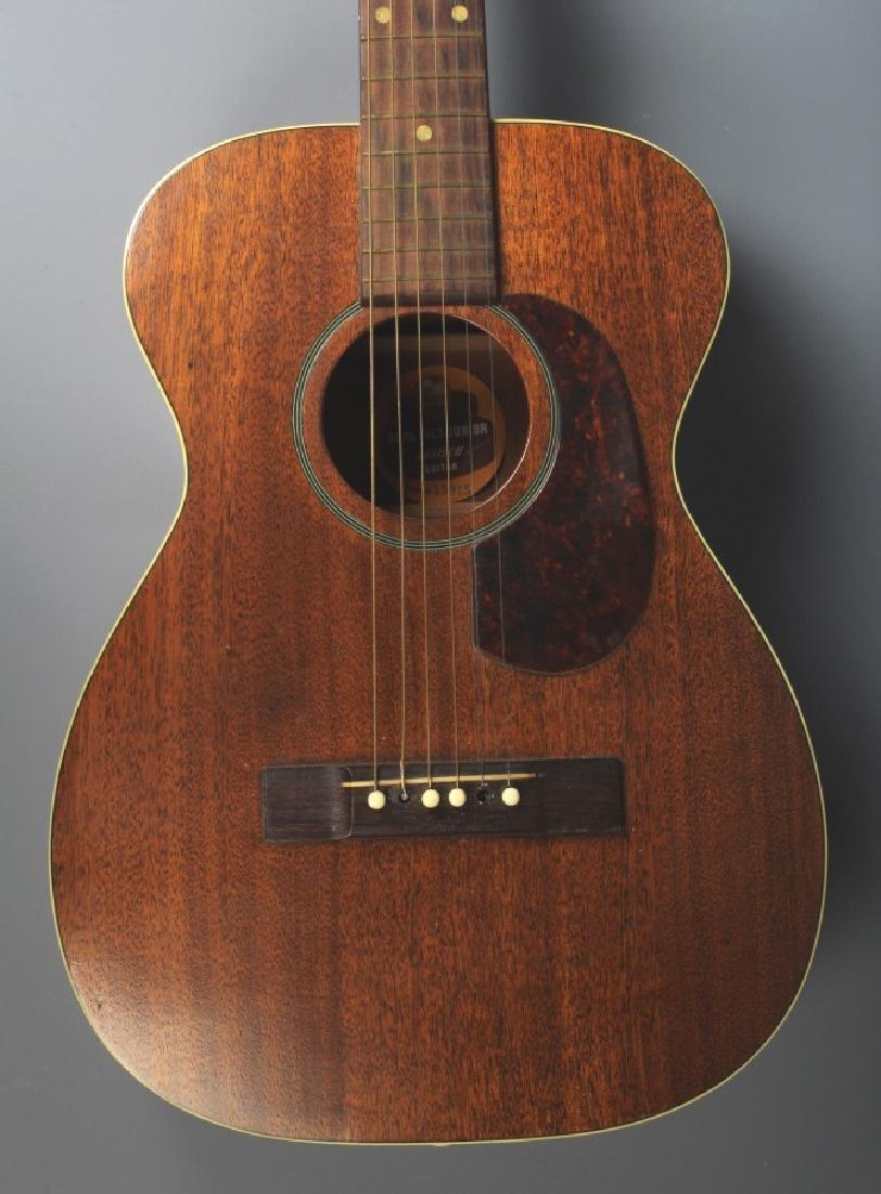 1950's Gretsch Burl Ives Acoustic Guitar SN#15915 - 2
