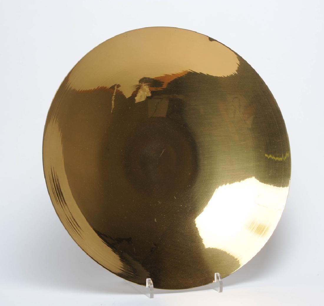 Ronald Pearson Mid Century Modern MOD Brass Bowl
