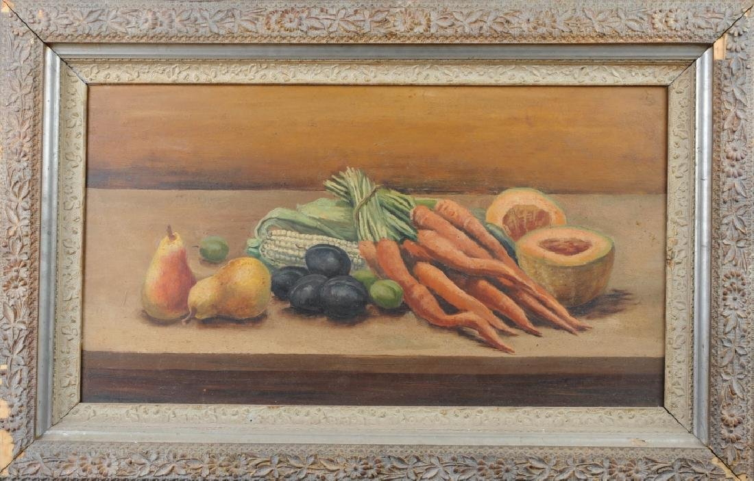 Arnold Blanch Still Life Painting On Board LISTED