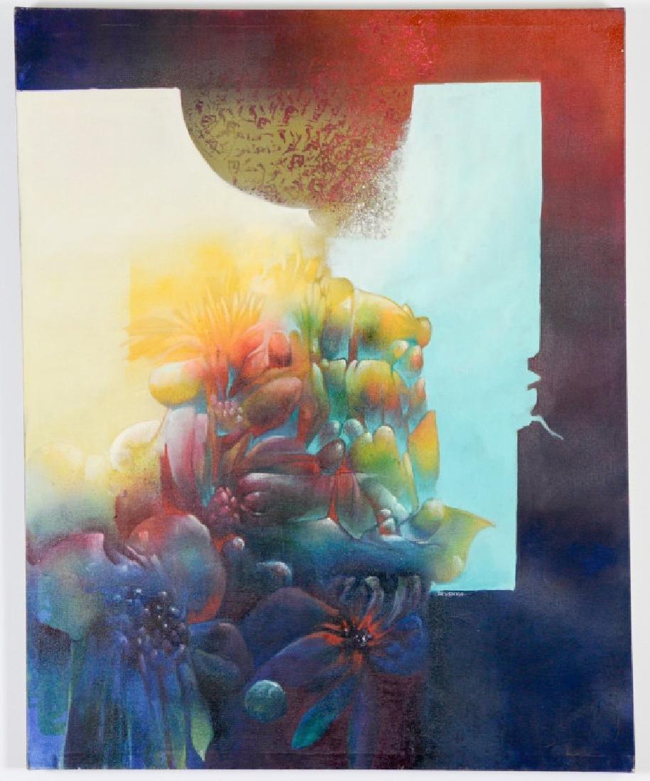 Barbara Cervenka Surreal Still Life Oil Painting