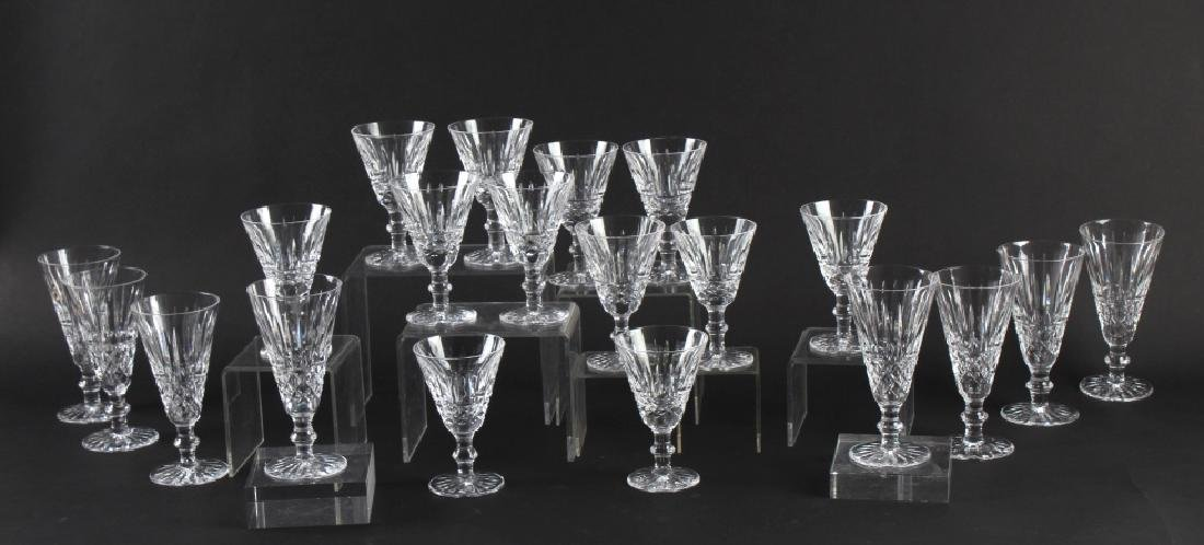 20pc Waterford TRAMORE Champagne Wine Glasses