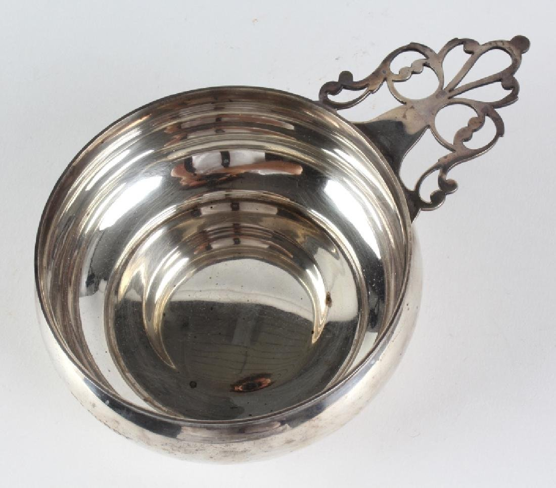 Tiffany & Co. Sterling Silver Porringer Z. Brigden