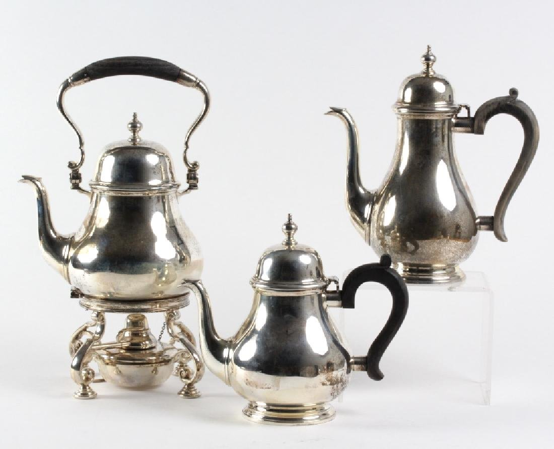 7pc Tiffany & Co Sterling Silver Tea Beverage SET - 3