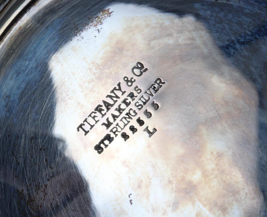 7pc Tiffany & Co Sterling Silver Tea Beverage SET - 4