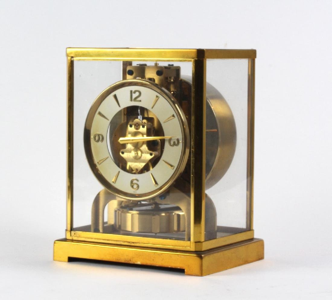 Jaeger Le Coultre Atmos Cal. 526-5 Mantle Clock