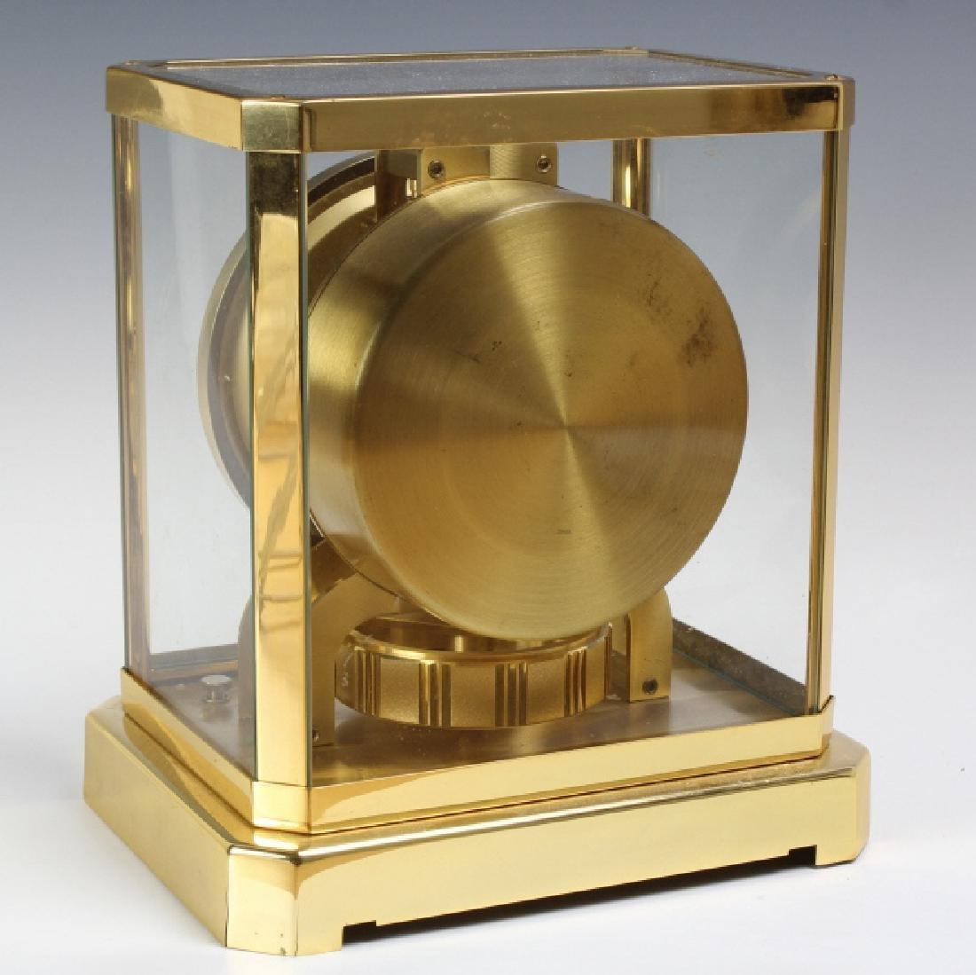 Jaeger Le Coultre Atmos Gold Case Mantle Clock - 3