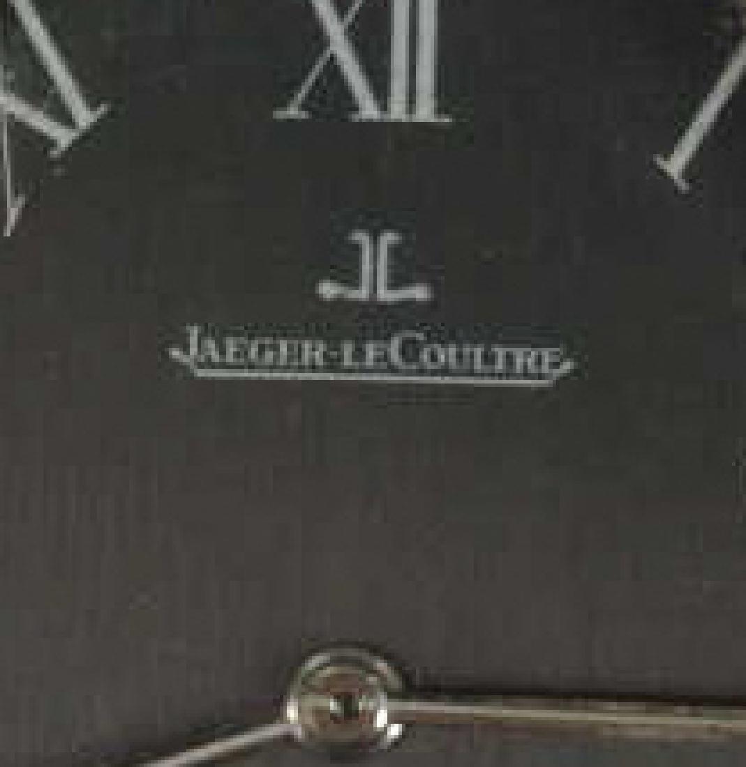 Unusual Vintage Jaeger LeCoultre Mens Wristwatch - 2