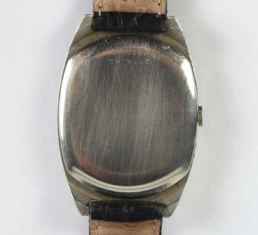 Unusual Vintage Jaeger LeCoultre Mens Wristwatch - 4