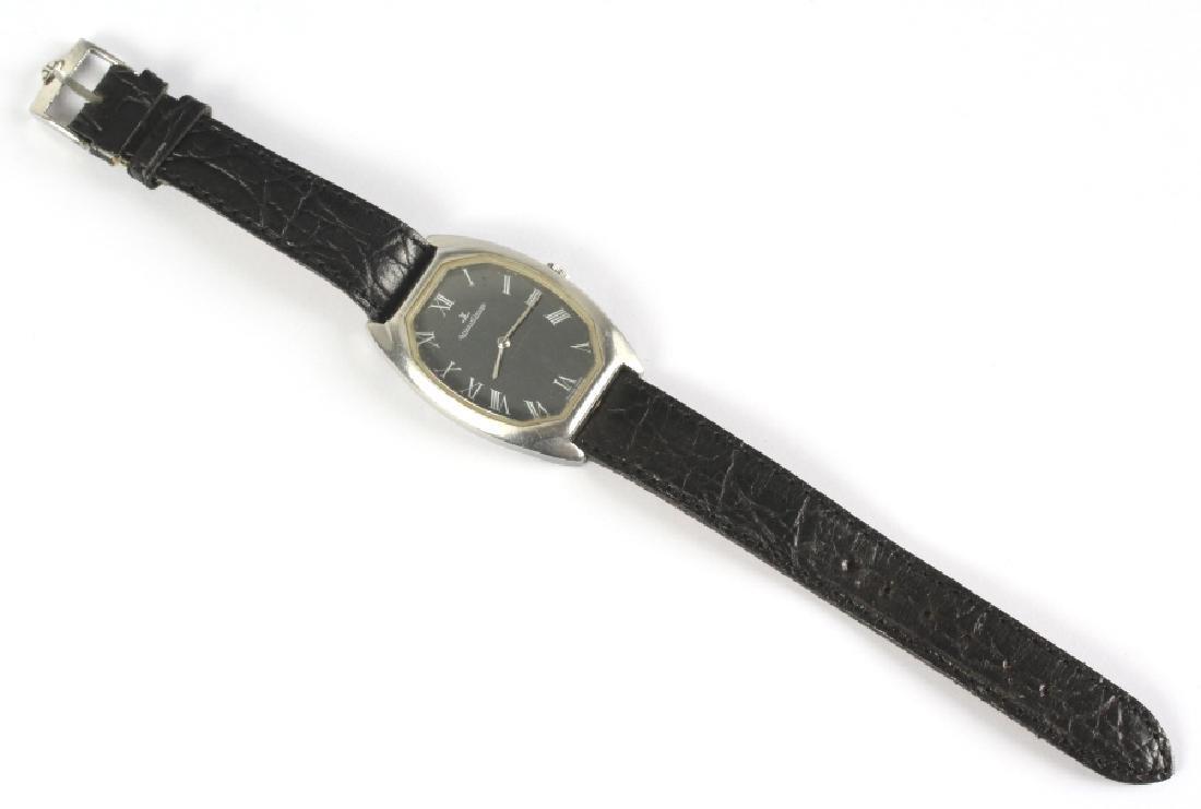 Unusual Vintage Jaeger LeCoultre Mens Wristwatch - 5