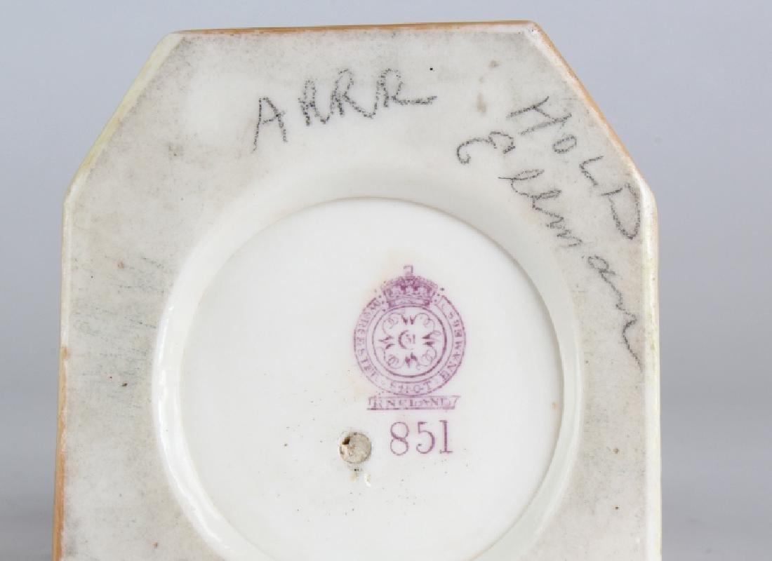 "Royal Worcester JOHN BULL Porcelain 6.5"" Figurine - 10"