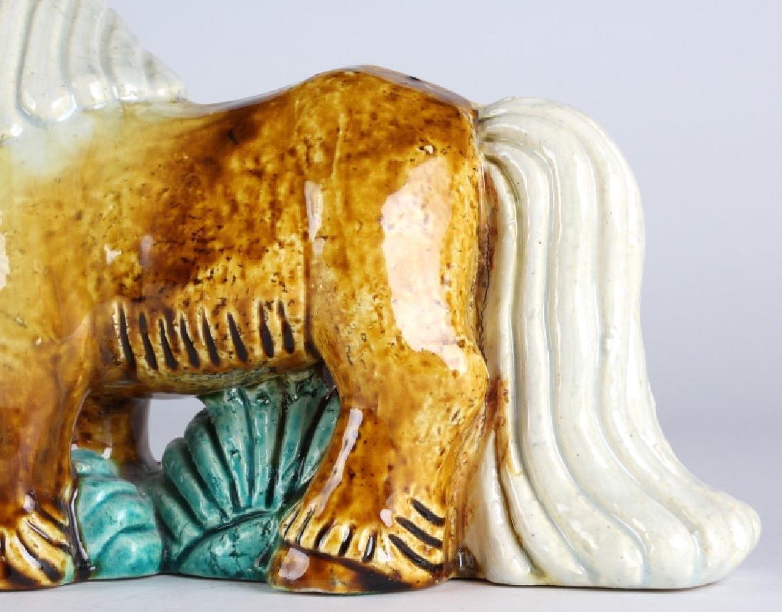 Gunnar Nylund Stoneware Horse Figure Rorstrand - 5