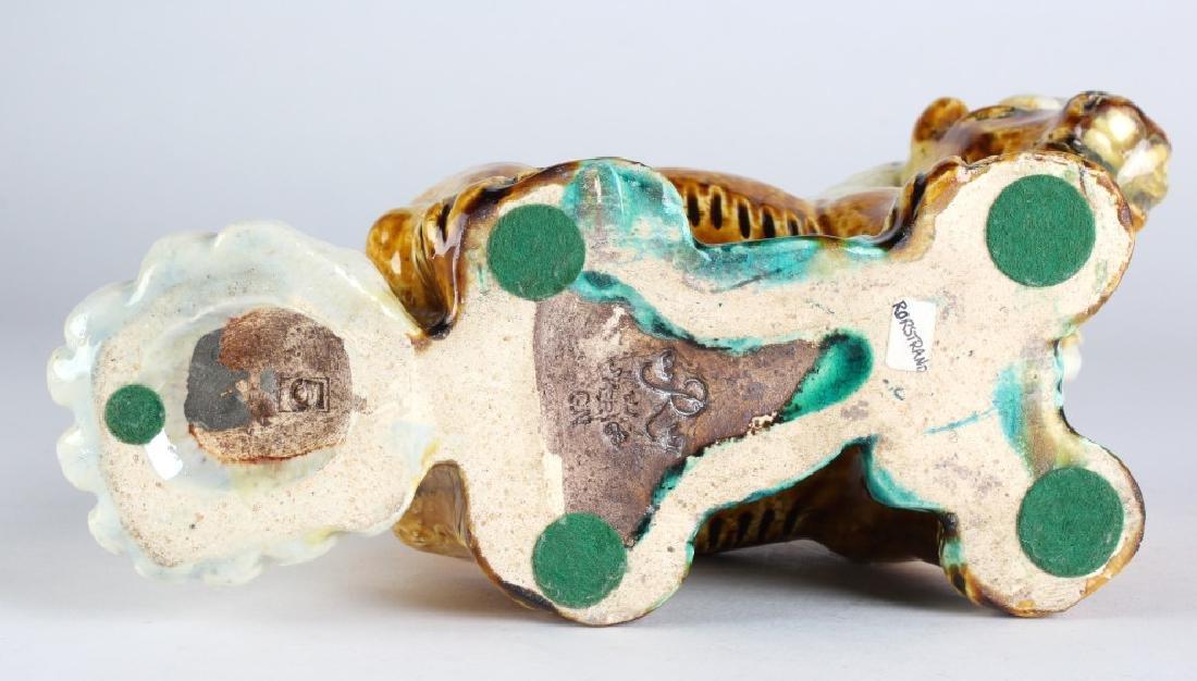 Gunnar Nylund Stoneware Horse Figure Rorstrand - 6